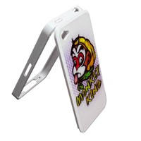 slide-on High-Quality PC Protective Hard Case(Back cover) with Monkey King printing for iphone 4S