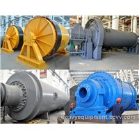 Small Ball Mill / Chrome Ore Ball Mill / Ball Mill Machine