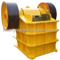 Small Stone Jaw Crusher / ISO Jaw Crusher / Jaw Crusher PE750X1060