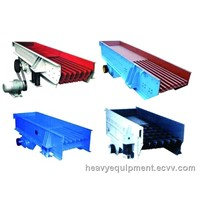 Small Vibrating Feeder / Zsw Vibrating Feeder / Vibrating Hopper Feeder Machine