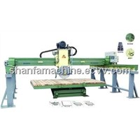 stone machine of infrared bridge type automatic cutting machine with 4-column