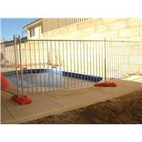 Temporary Swimming Pool Fence Movable Pool Fencing Panel Professional Factory