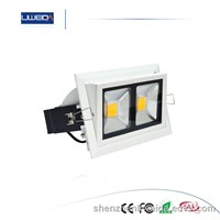 unique designed high qaulity best price with CE RoHS SAA Approved Energy saving cob led downlight