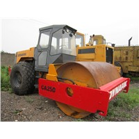 Used CA25D Road Roller