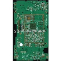 Voltage Regulator PCB