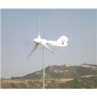 wind turbine generator 1kW with pitch controlled