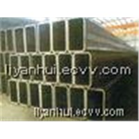 construction material rectangular steel pipes