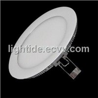 8 Inch 16W Dimmable Recessed LED Round ceiling Panel Light with 3year warranty