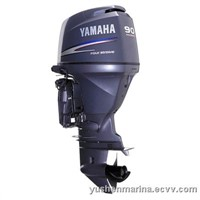Yamaha 90hp Outboard Engine for Sale