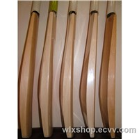 PLAIN GRADE A CRICKET BAT