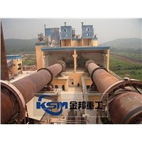 Rotary Lime Kiln/Active Lime Production Line/Rotary Active Lime Kiln