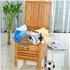 Wooden Bathroom Storage basket , wooden storage rack , bamboo clothes basket , bamboo storage box