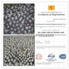 cast and forged steel grinding balls dia20-150mm