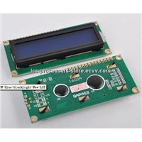 1602 HD44780 Character Display Module LCM blue backlight New LCD