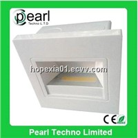 1.5w COB Led wall light,indoor led inwall light,stair step footlight