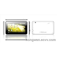 7 inch Android 4.2.2 tablet PC capacitive touch screen RK3168 dual core HDMI WIFI dual camera K86V