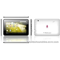 7inch dual core tablet pc with HDMI function-6911