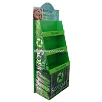 Air Freshener Envirnmntal Green Display Shelf