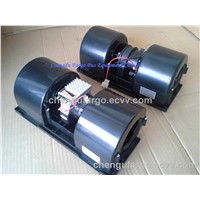 Auto evaporator blower for bus air conditioning