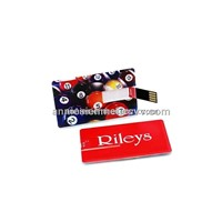 Business card usb flash disk for publicity