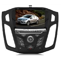 CL-3037,Car GPS DVD Player for Ford FOCUS Year 2012; 8 inch Screen;