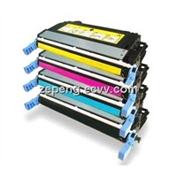Color Toner cartridge (HP Color LaserJet CP4005, 4005N, 4005DN)
