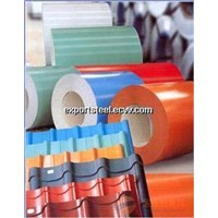 Color coated galvanized steel coil/ Metal Roofing