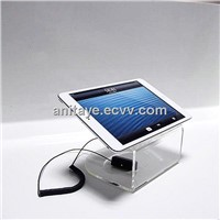 Crystal clear acrylic ipad Stand Catch your eyes