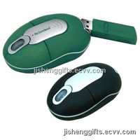 Fashion 2.4GHZ Wireless Mouse