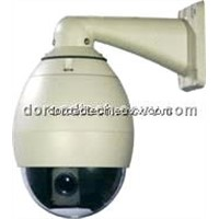 IR PTZ CCTV Camera with OSD and Alarm-DR691X18