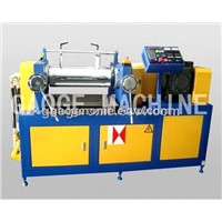 Lab Mixing Mill/2 Roll Mill/Rubber and Plastic Testing