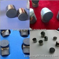 PDC cutters used for rock drill and mining drill bit, PDC inserts, PDC button