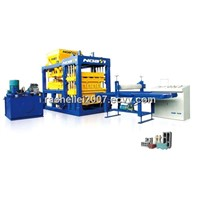 QFT9-15E Automatic Concrete Block Machine