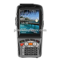 Rugged Handheld PDA Support GPRS and WiFi (EM818)