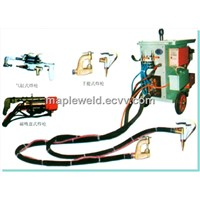 Single-sided single spot welder