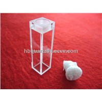 Standard quartz glass cuvette