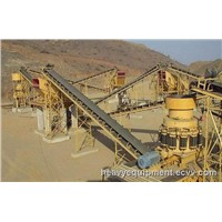 Stone Crushing Production Line for All Kinds of Rock