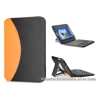 Tablet pc leather case bluetooth keyboard for Sumsung Galaxy Note8.0(KRLKB06-NOTE8)