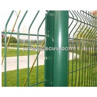 Welded wire mesh fence (20 years' factory)
