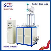 1000KW industrial hot oil furnace