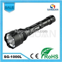 1000Lumen Tactical Hunting Flashlight SG-1000L