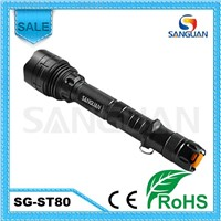 1000 Lumen Rechargeable Cree LED Tactical Torch