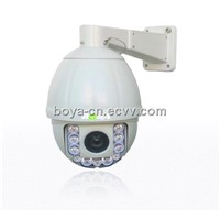 100m IR Auto Tracking PTZ Dome Camera / CCTV Zoom Camera / Security CCD Camera / Waterproof Camera