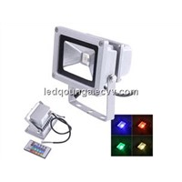 10W RGB LED Floodlight Color Changing Lights