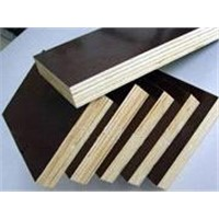 1220*2440 poplar construction formwork plywood