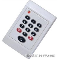 125KHz&13.56MHz Proximity card password access control Reader