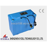 12.8V170AH/12.8V150AH LiFePO4 battery (UN approved)