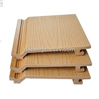 140x31mm natrue wood look WPC wall panel