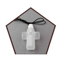 15ml Stylish Holy Water Bottle Religious Bottle Church Gift
