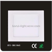 15w 3014 LED Square Die-Casting Lamp